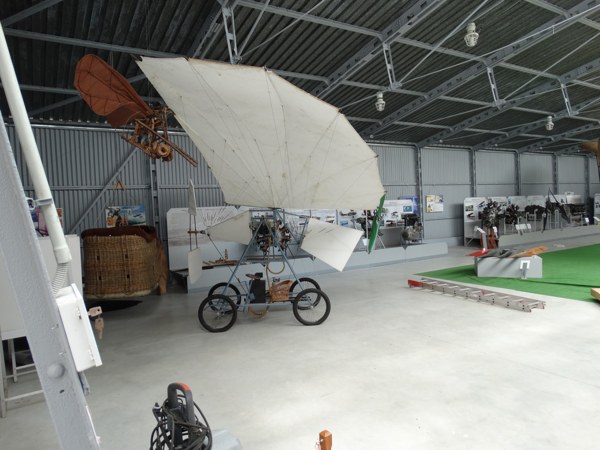 Авиационен музей Кошице
