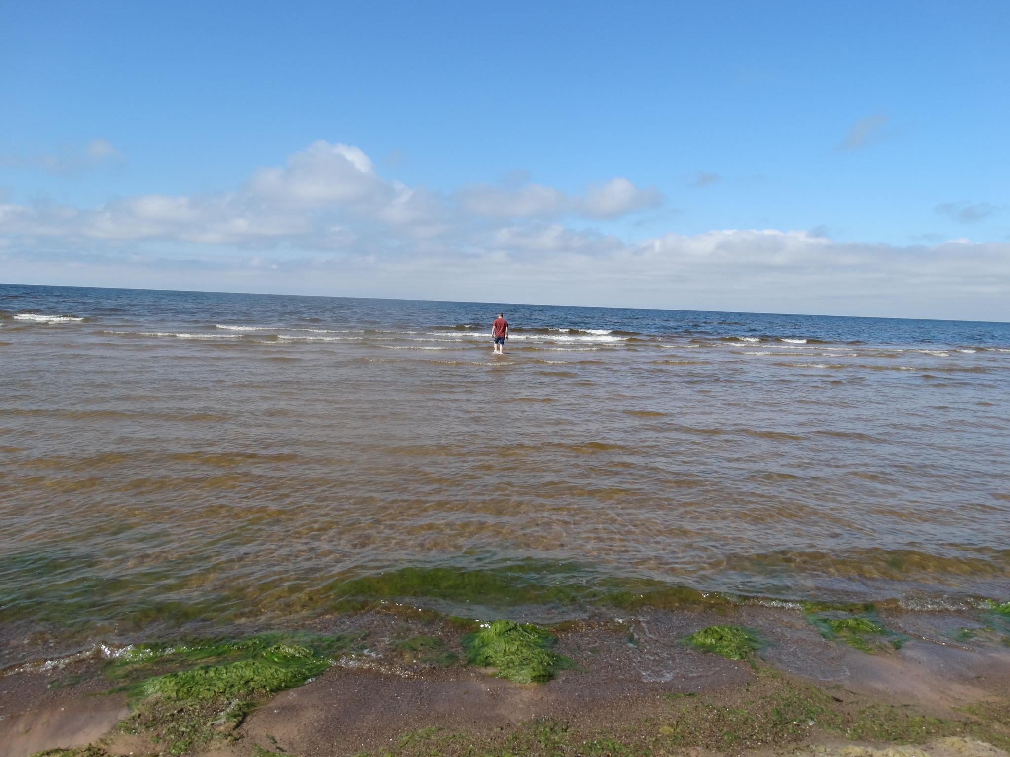В Балтийско море