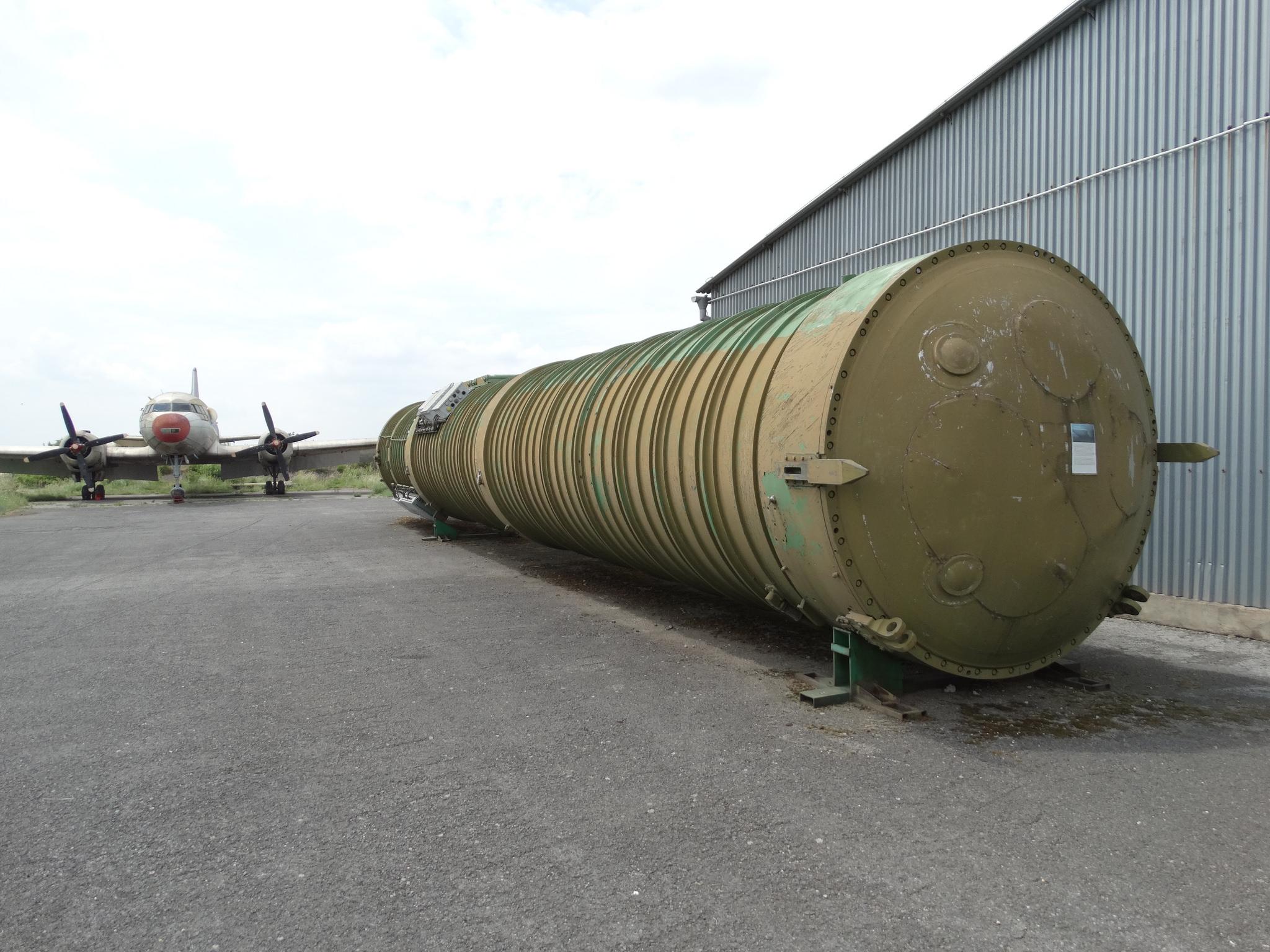 Балистична ракета SS-24
