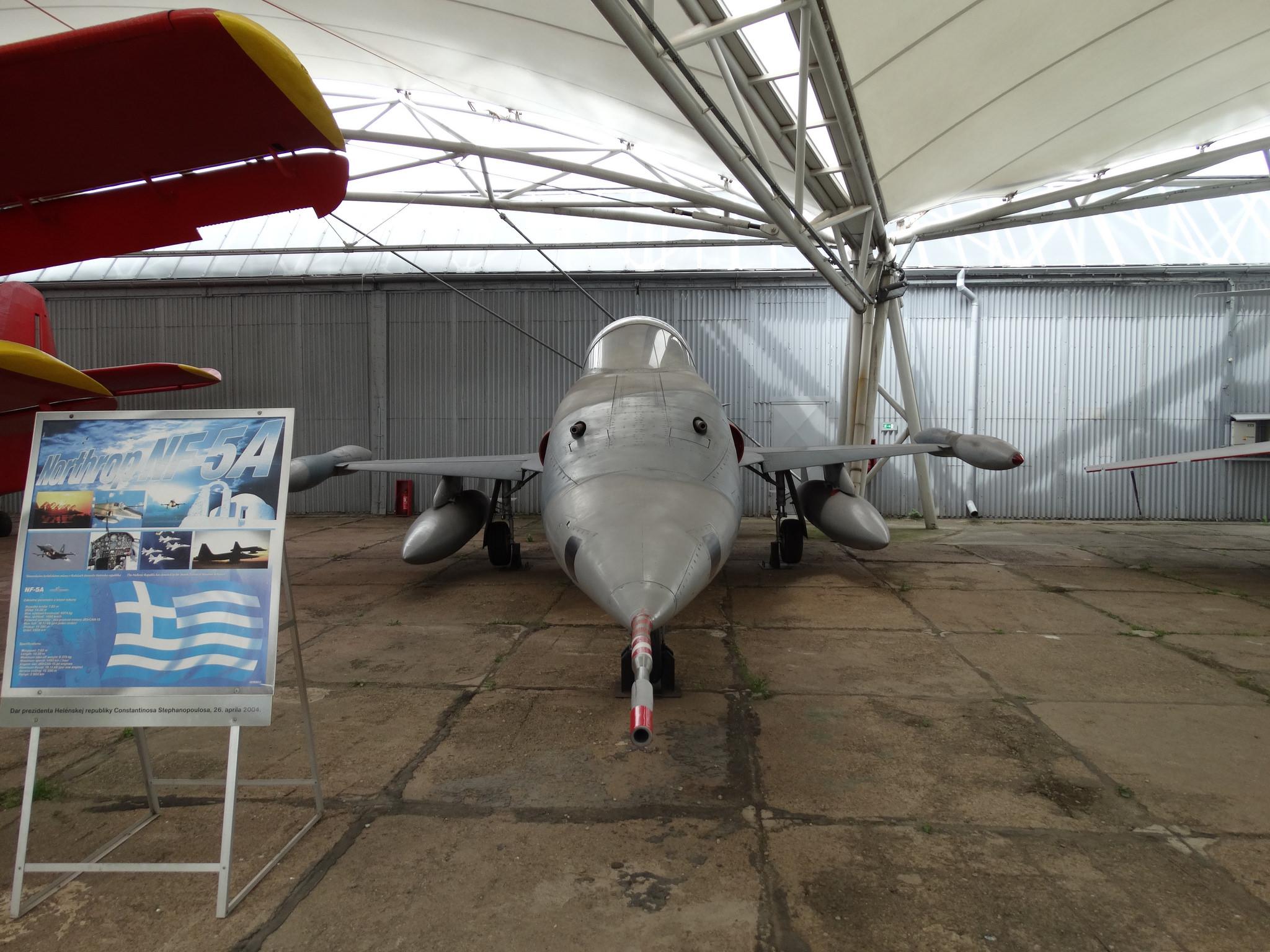 Northrop NF5A